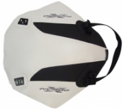 BAGSTER tank cover NC700X, WHT