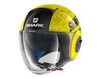 SHARK přilba Nano Tribute, YKA