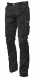 BERING textilní kalhoty Aviator, BLK