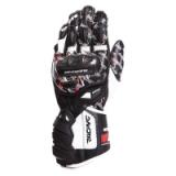 BERING rukavice Snip-R, BLK/RED