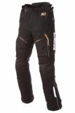 BERING textilní kalhoty Komodo, BLK/OR