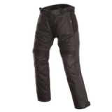 BERING kožené kalhoty Hercule, BLK