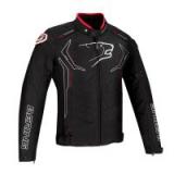 BERING textilní bunda Guardian, BLK/RED