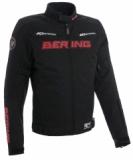 BERING textilní bunda Onyx, BLK/RED