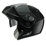 SHARK přilba OPENLINE Fusion 2012, BLK