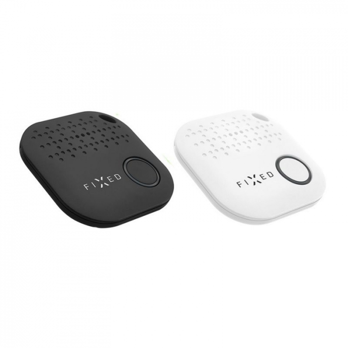 INTERPHONE Key finder FIXED smile, BLK/WHT